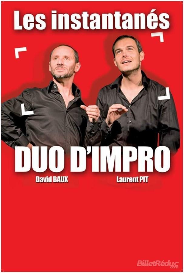Les instantanes - Duo d'impro
