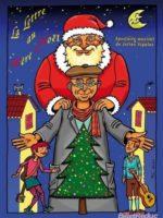 La lettre au Père Noël - spectacle jeune public - spectacle enfant marseille