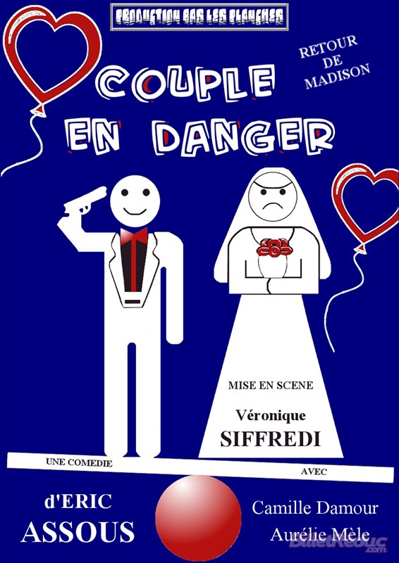 e en danger - Comedie Marseille - Humour - Art du theatre - 13006