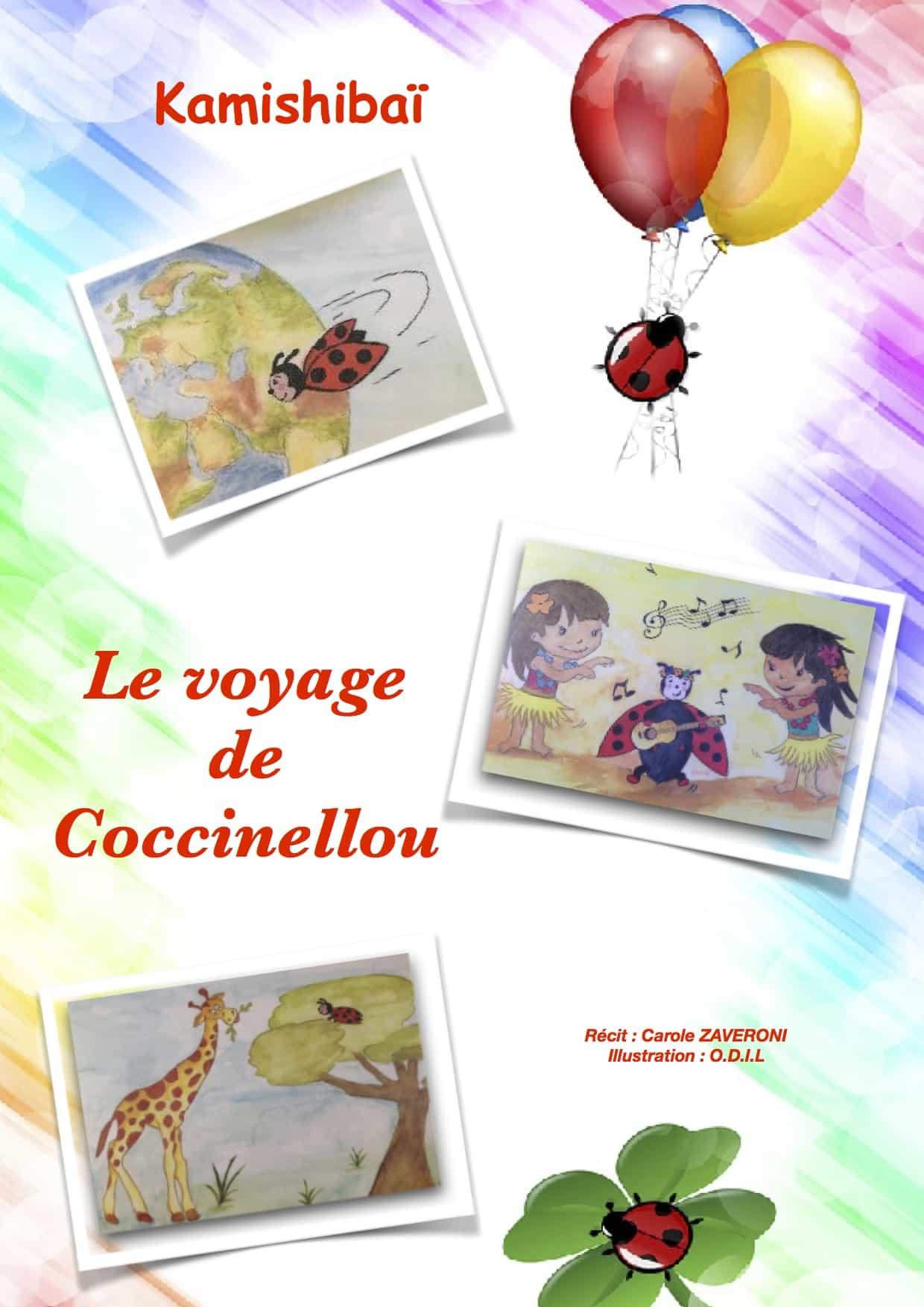 Le voyage de Coccinellou - Les Pipelettes - L'Art Dû - Theatre Marseille - 13006