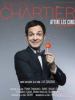 Sebastien Chartier - attire les cons - one man show - Humour - comédie - Art du theatre - 13006 Marseille