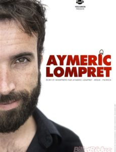 Aymeric Lompret - Yescomon- One man show - Art Dû - 13006