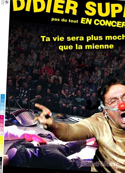 Didier super - One man show - Humour - chansons - Art Dû - Marseille - 13006