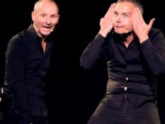 Duo impro - improvisation -Marseille - theatre - Art Dû - 13006