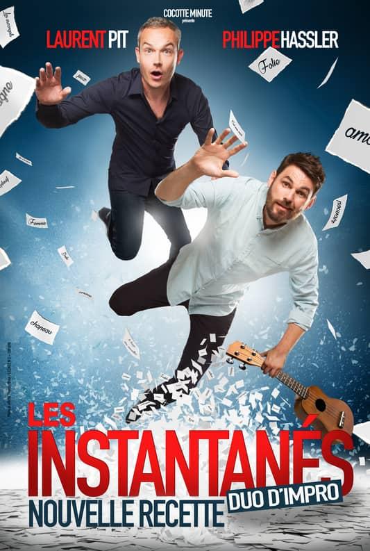 Les instantanés - Duo - Impro - L'Art Dû - Marseille - 13006