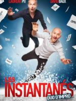 Les instantanés - Duo d'impro - comédie - improvisation - théâtre - marseille - Art Dû - 13006