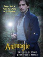 Animagie - Spectacle magie - jeune public - Harry potter - Théâtre l'Art Dû - Marseille-13006