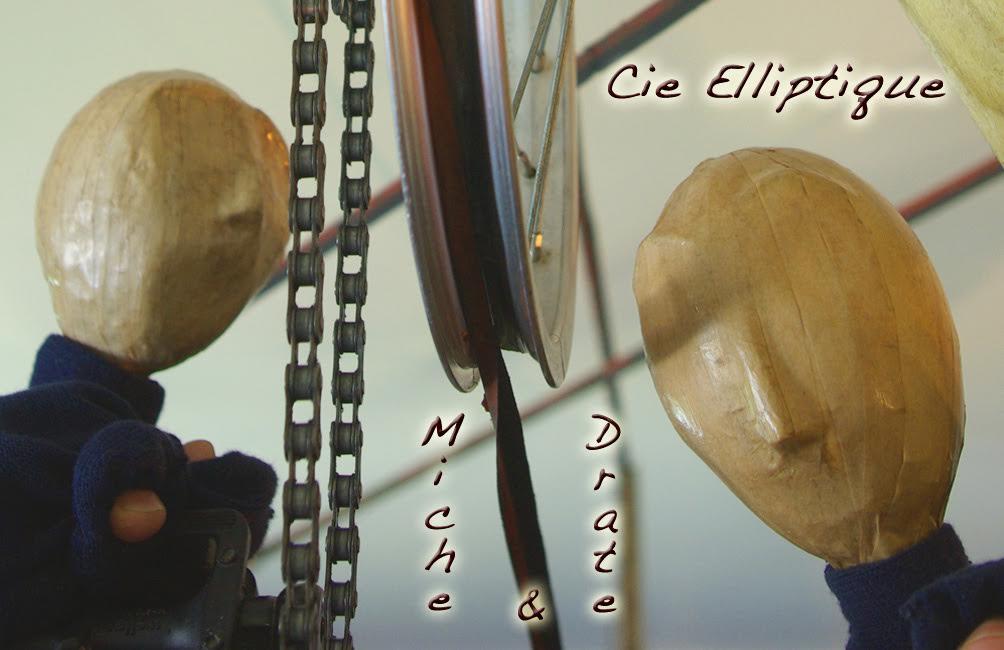 Compagnie Elliptique - Miche et drate - spectacme marionnettes - jeune public - marseille - Art Dû - théâtre - 13006