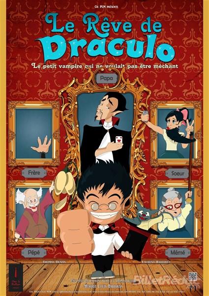 Le rêve de Draculo - Spectacle jeune public - marseille - 13006 -13005 - Comedie - Theatre marseille