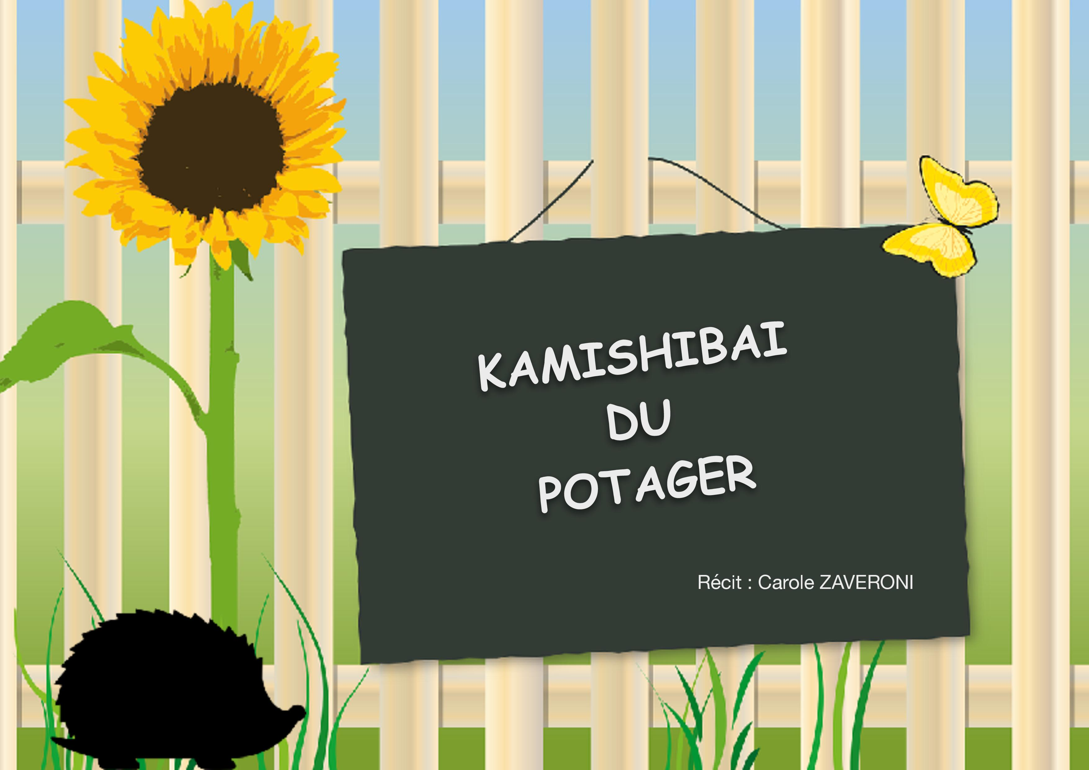 kamishibai du potager - theatre - marseille - 13006 - conte - enfant - bébé