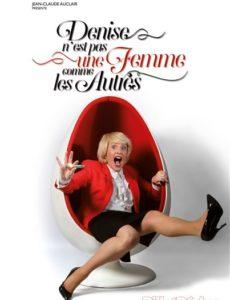Denise - Théâtre - Marseille - 13006 - L'Art Dû - One man show - Humoriste