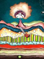 La princesse aux petis pois - - spectacle enfant - musique - chanson - théâtre - marseille - L'art Dû - 13006