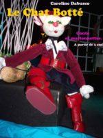 Le Chat Botté-- spectacle enfant - musique - chanson - théâtre - marseille - L'art Dû - 13006