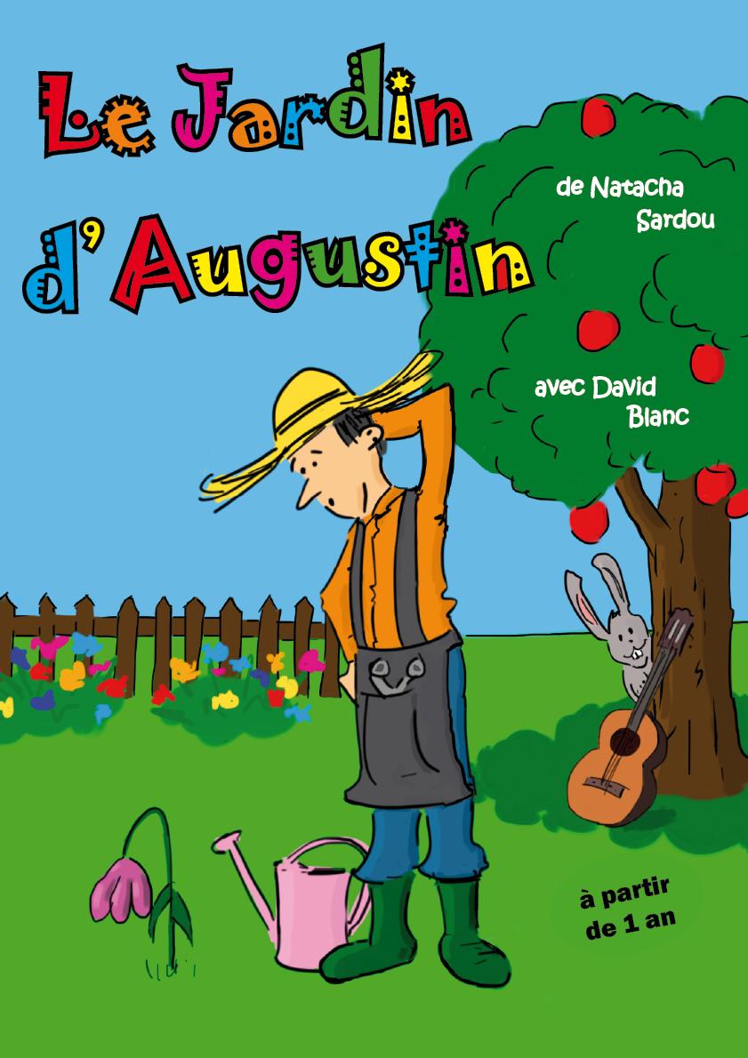 Le Jardin d'Augustin - - spectacle enfant - musique - chanson - théâtre - marseille - L'art Dû - 13006