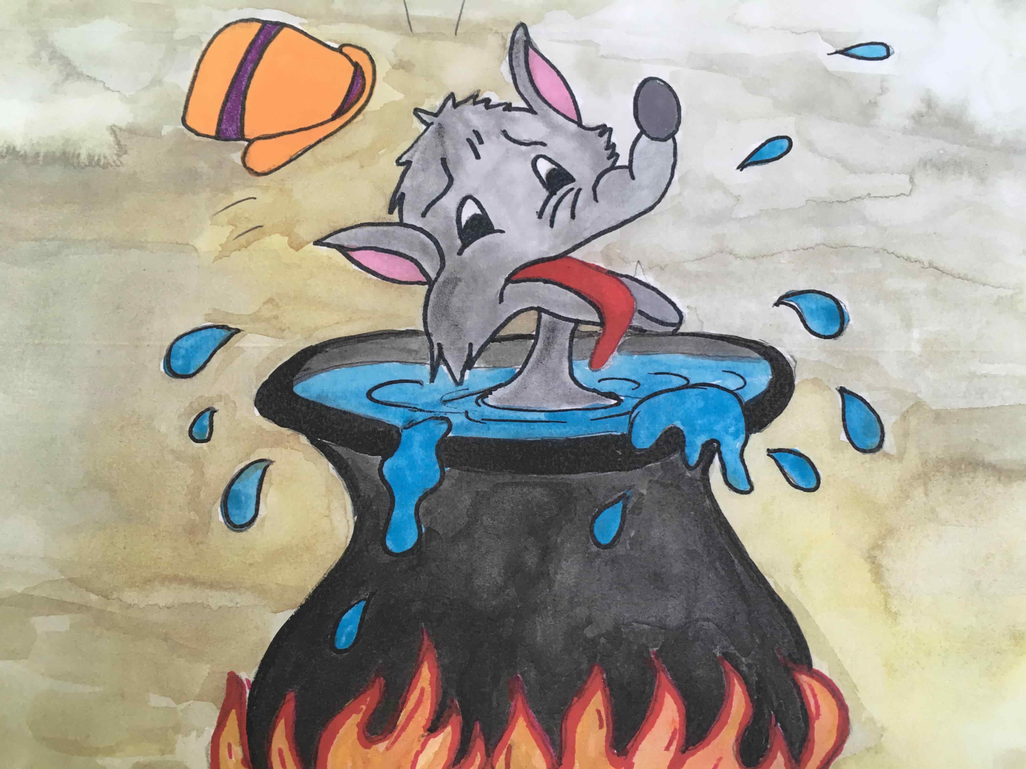 Le loup fait son Kamishibai - - spectacle enfant - musique - chanson - théâtre - marseille - L'art Dû - 13006