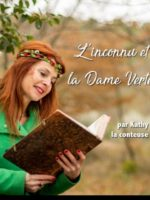 L'inconnu et la dame verte- conte pour enfant - jeune public - l'art dû - 13006 - Marseille