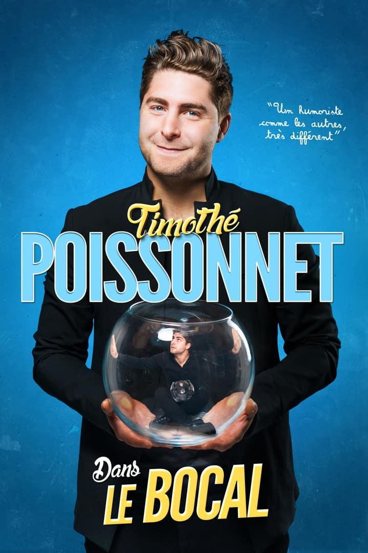 Timothé Poissonnet - One man show - Théâtre - Humour - Spectacle - Marseille - L'Art Dû - 13006