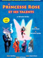 Princesse Rose et ses talents - - spectacle enfant - musique - chanson - théâtre - marseille - L'art Dû - 13006