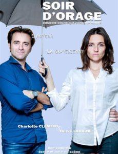 Soir d'orage - comédie - humour - L'Art Dû - 13006 - Marseille