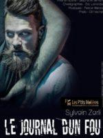 Le journal d'un fou - Gogol - Théâtre - Marseille - Spectacle - L'Art Dû -13006