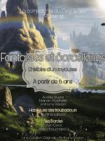 Fantaisies et Sorcelleries - Spectacle Jeune Public - Enfant - Théâtre L'Art Dû - Spectacle - Marseille - 13006