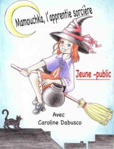 L'apprentie socière - Théâtre - L'Art Dû - Marseille - Spectacle - 13006