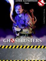 Spectacle Ghostbusters - Astier - Théâtre - L'Art Dû - Marseille - Jeune public -enfant