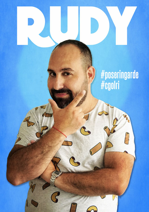 Rudy---Humour---Stand-up---One-man-show---théâtre---L'Art-Dû---Marseille-13006