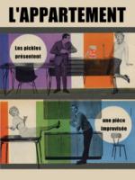 Impro - Les Pickles - L'Art Dû - Marseille - 13006