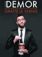 Antoine Demor - L'Art Dû - Marseille - Théâtre - Humour