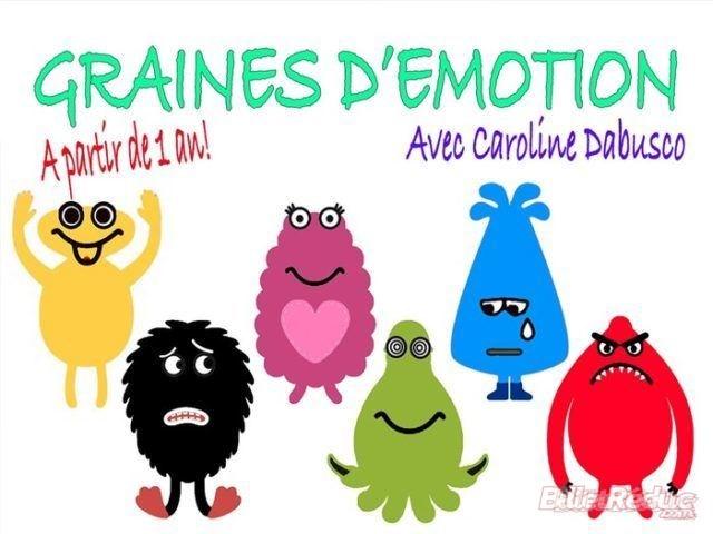Graines d'émtions - L'Art Dû - Marseille - Théâtre - 13006