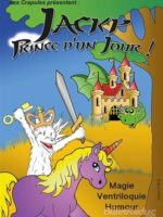 Jacky Prince d'un jour - L'Art Dû - Theatre Marseille - 13006
