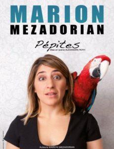 Marion Mezadorian - Art Dû - Théâtre - Mrire Festival - 13006