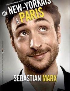 Sebastian Marx - Art Dû - Theatre - Marseille - Mrire Festival - Humour - 13006
