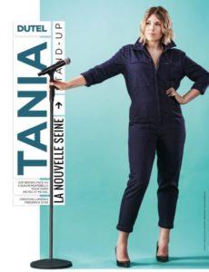 Tania Dutel - Art Dû - Mrire - Festival - Stand Up - 13006