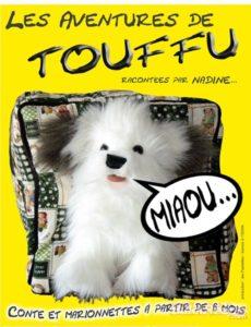 Touffu - Art Dû - Marseille - Marionnette - Jeune Public