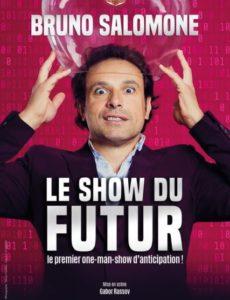Bruno Salomone - One man show - humour - Marseille - L'Art Dû - 13006