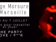 Stage - La Morsure - Marseille - Improvisation - Art Dû - 13006