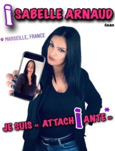 Théâtre l'Art Dû - Marseille - One woman show - humour - Isabelle ARNAUD
