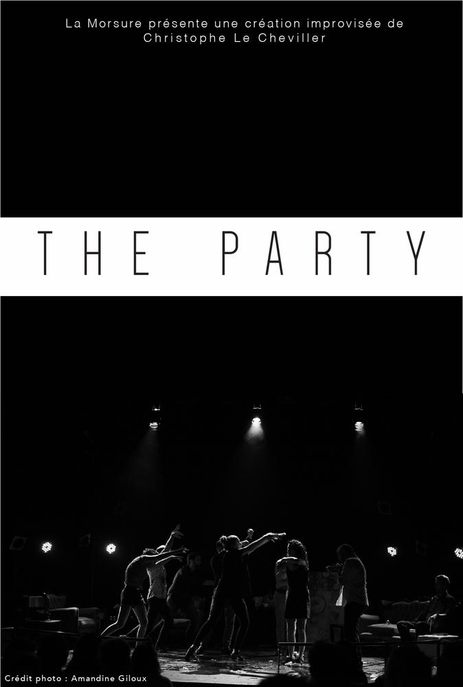 The Party - La morsure - L'Art Dû - Marseille - Improvisation - 13006