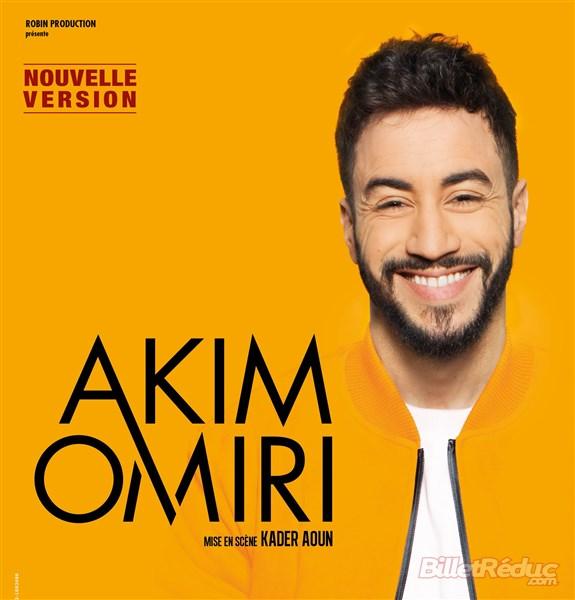 Akim Omiri - Stand Up - L'Art Dû - Marseille - Spectacle - Théâtre