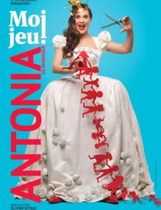 Antonia Redinger - Humour - One woman Show - Marseille - Théâtre L'Art Dû - 13006