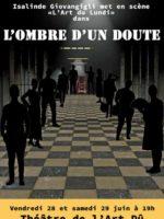 Debutant - Avancés - Atelier Théâtre - Marseille - L'Art Dû - 13006