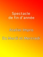 Atelier Impro - Debutant - Atelier Théâtre - Marseille - L'Art Dû - 13006