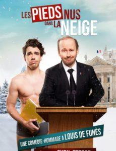Comédie - Théâtre - Luis de Funes - Cyril Etesse - L'ARt Dû - 13006 - Marseille