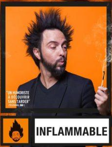 David Azencot - Humour - Théâtre - L'Art Dû - Spectacle - 13006