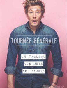 Geremy Credeville - Marseille - Impro - L'Art Dû - theatre