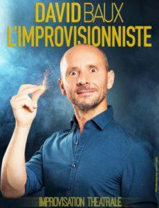 Impro - Art Dû - Les Sherpas - David Baux - Théâtre - 13006