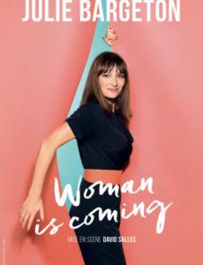Julie Bargeton - One woman show - Humour - L'Art Dû - 13006 - Marseille