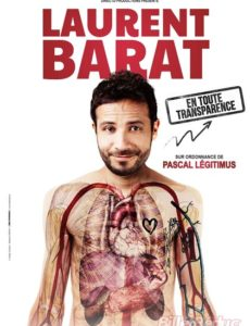 Laurent Barat - One man show - L'art Dû - 13006 - Marseille - Theatre